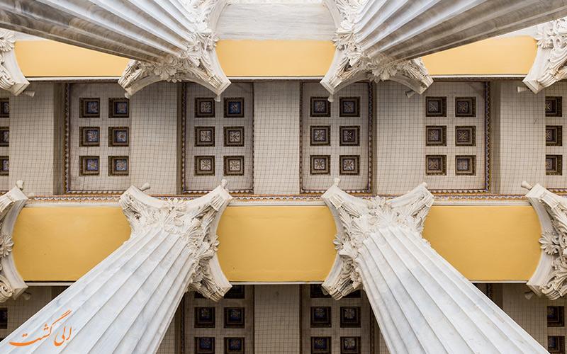 تالار زاپیون در آتن