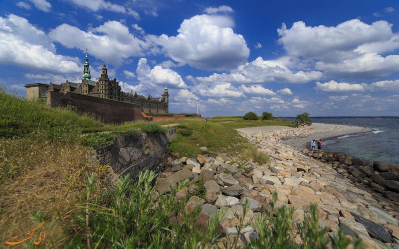 قلعه تاریخی کرونبرگ