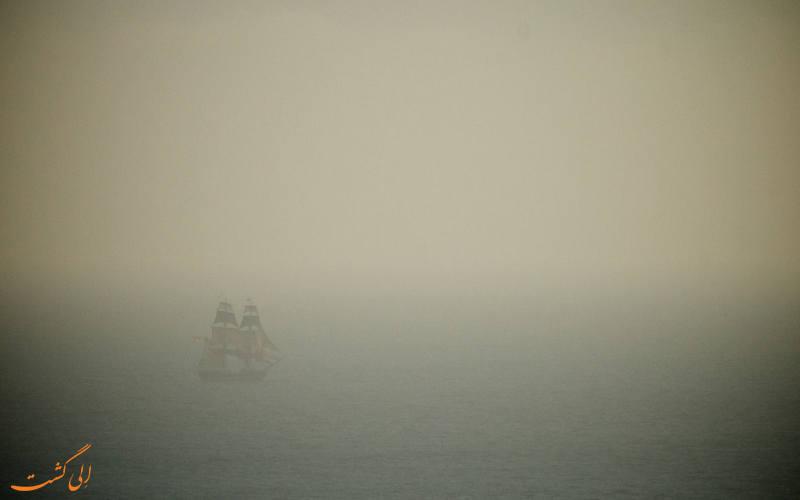 داستان عجیب کشتی اکتاویوس