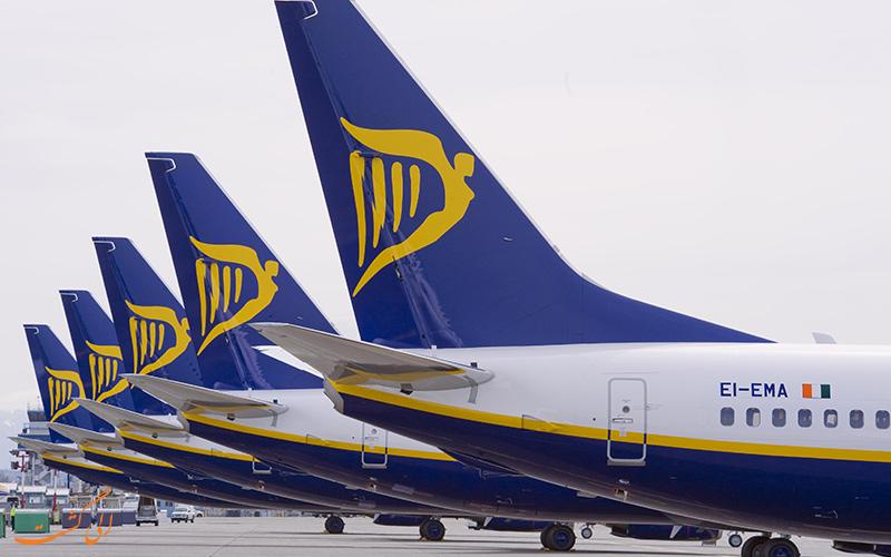 ایرلاین Ryanair