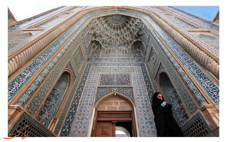 مسجد جامع مظفری در استان کرمان