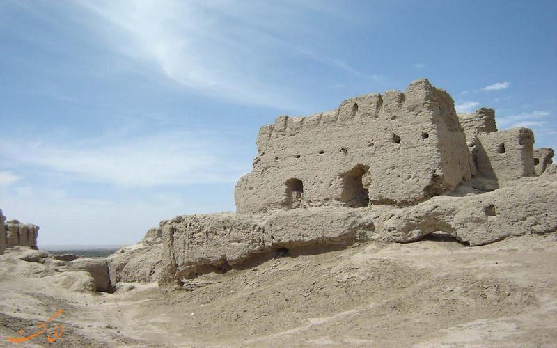 قلعه بمپور سیستان