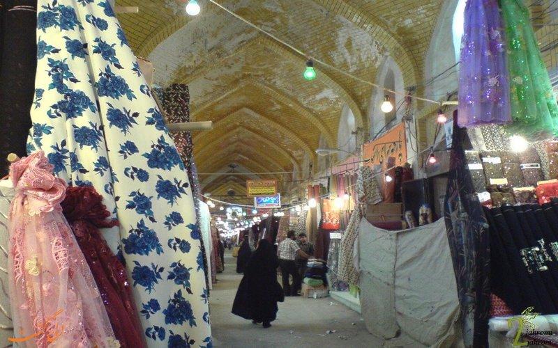بازار سنتی جهرم
