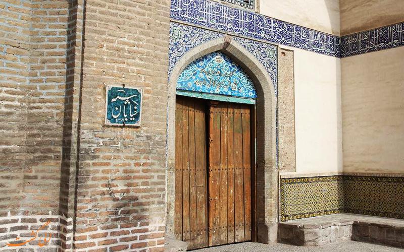 اولین خیابان ایران