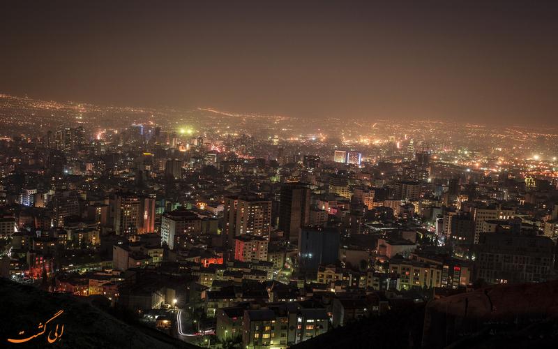 مجموعه تفریحی بام تهران