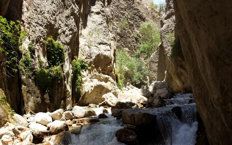 تنگ مهریان در یاسوج