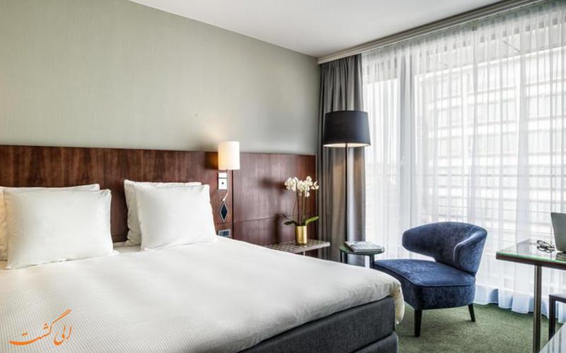 معرفی هتل ان اچ بروکسل ای یو برلیمونت