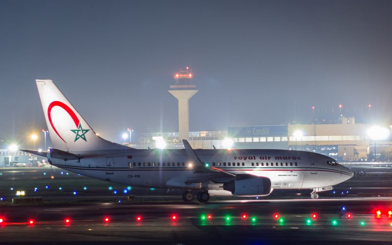 هواپیمایی مراکش
