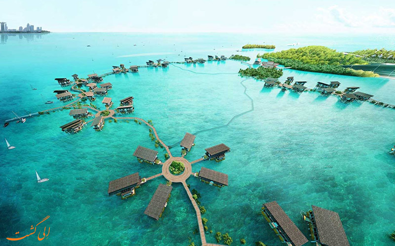 چگونه یک جزیره بخریم