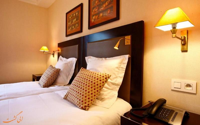 هتل ویلا برونل در پاریس