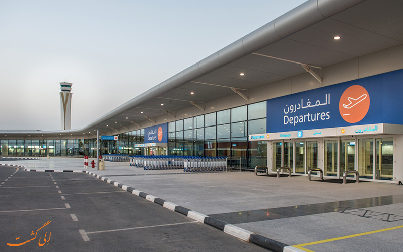 تاریخچه ی فرودگاه بین المللی آل مکتوم