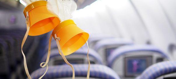 اکسیژن در هواپیما