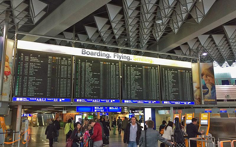 اطلاعات فرودگاه بین المللی آلماتی