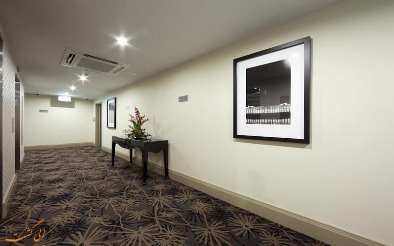 هتل آریا کانبرا