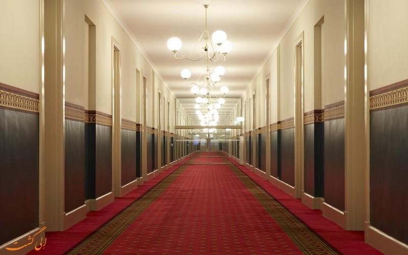 هتل 5 ستاره گرند ملبورن