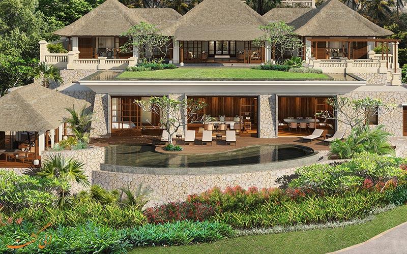 هتل های بالی