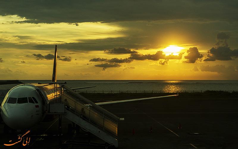 سفر هوایی به بالی