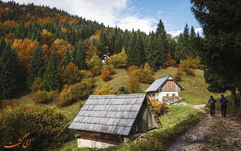 دیدنی های اسلوونی