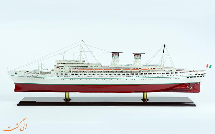 ماکت کشتی میکل آنژ
