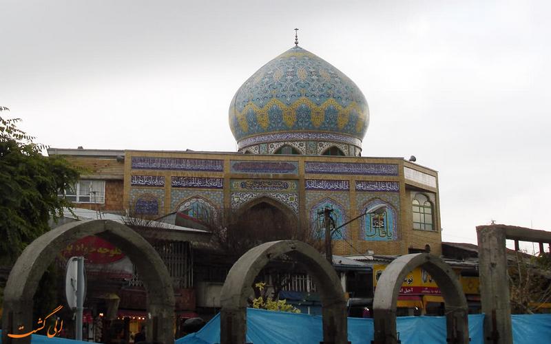 بارگاه ملکوتی سید جلال الدین اشرف