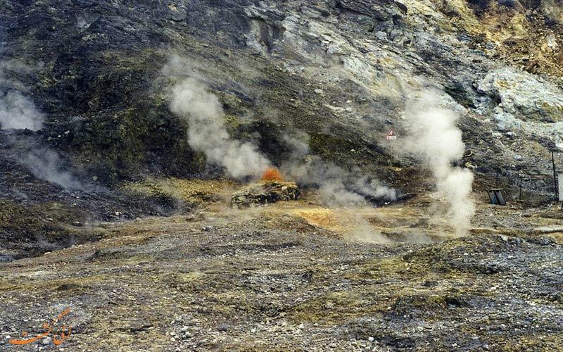 آتشفشان های ایتالیا