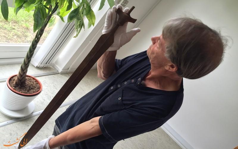 شمشیر باستانی وایکینگ ها