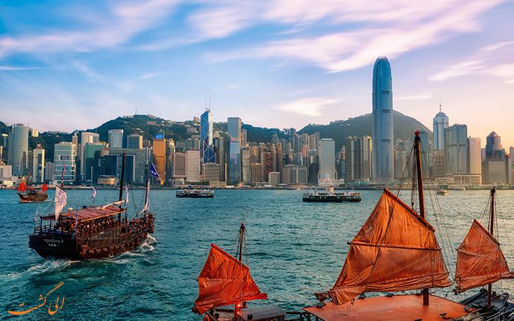 راهنمای مسافرتی به هنگ کنگ