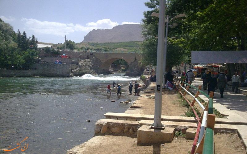 پل تاریخی زمان خان