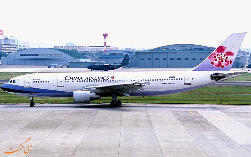 معرفی هواپیمای ایرباس آ 300