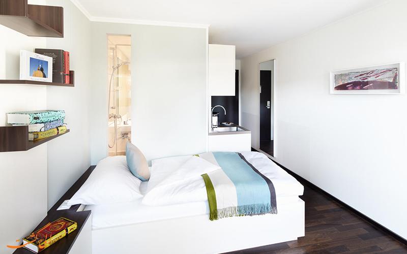 امکانات اتاق های هتل فلگ زوریخ