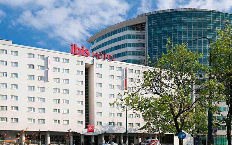 هتل ایبیس وارشاوا سنتروم