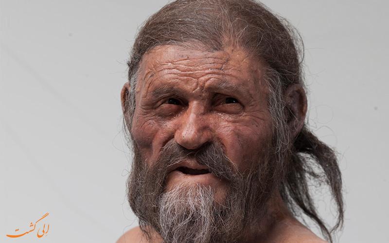 پیدا شدن مومیای 5300 ساله ای که نشل همه ی اروپایی ها به او بر می گردد!