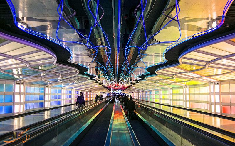 بندی های فنی فرودگاه
