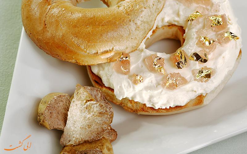 شیرینی طلایی