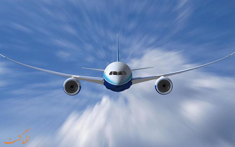 با سرعت های مختلف هواپیما آشنا شوید.