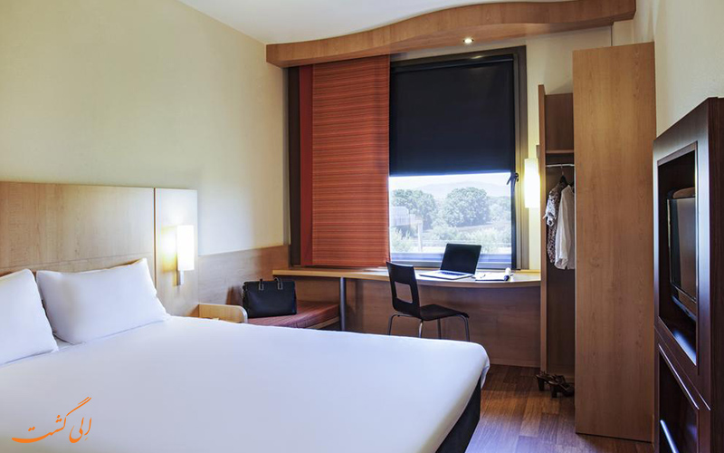 امکانات تفریحی هتل ایبیس بارسلونا مولت