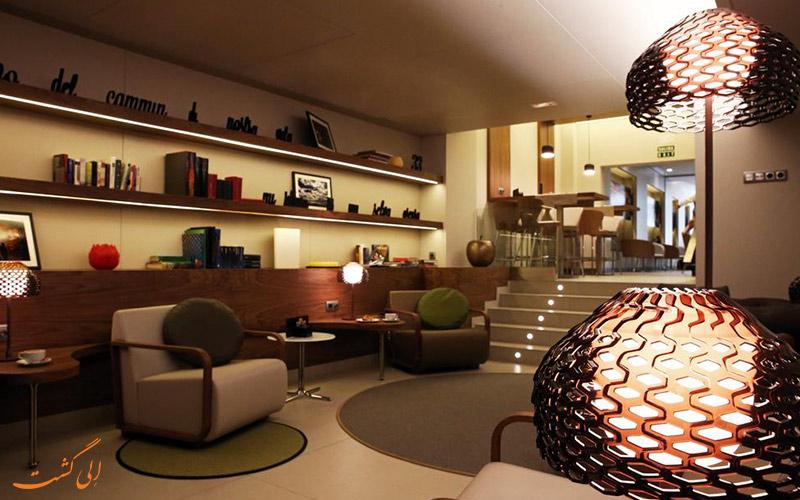 امکانات تفریحی هتل بست وسترن پرمیر دانته بارسلونا
