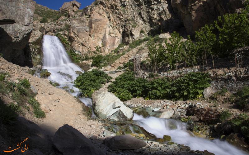 آبشار شکراب