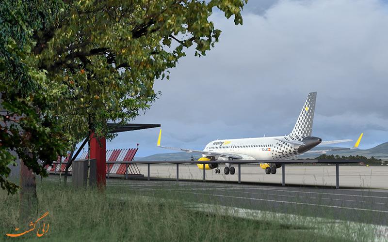 امکانات فرودگاه گرانادا