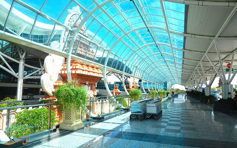 ترمینال های فرودگاه بالی