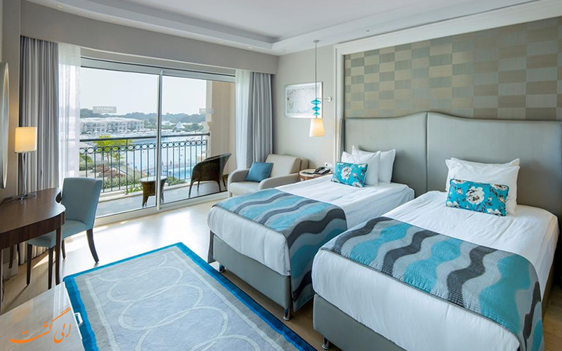 امکانات اتاق های هتل
