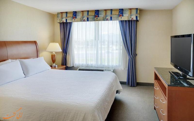 هتل هیلتون گاردن این در تورنتو