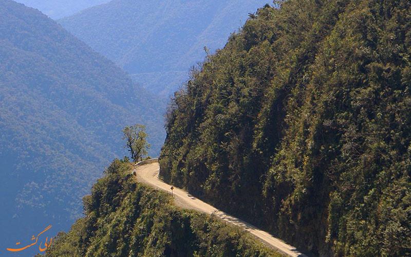 جاده لاپاز