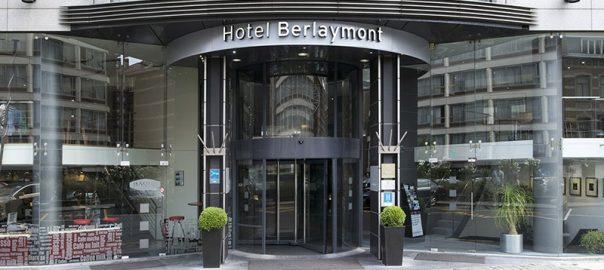 هتل ان اچ بروکسل ای یو برلیمونت