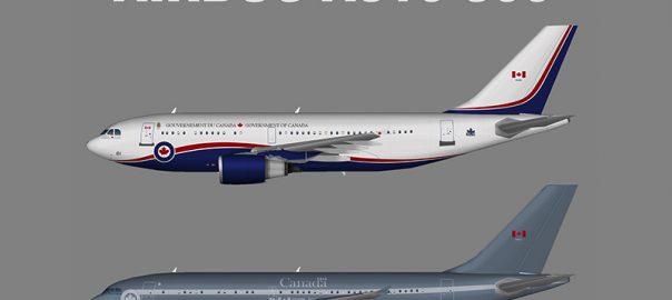 معرفی هواپیمای ایرباس آ 310