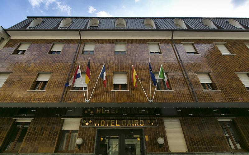 هتل کایرو تورین