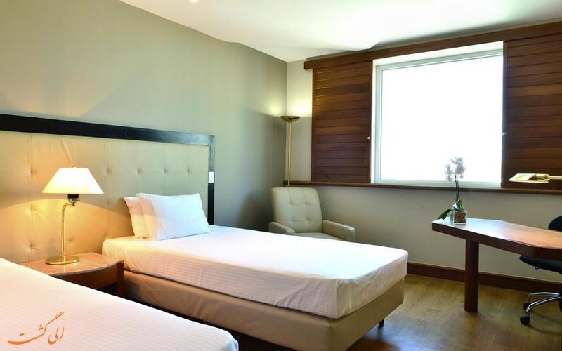 هتل پستانا در سائوپائولو