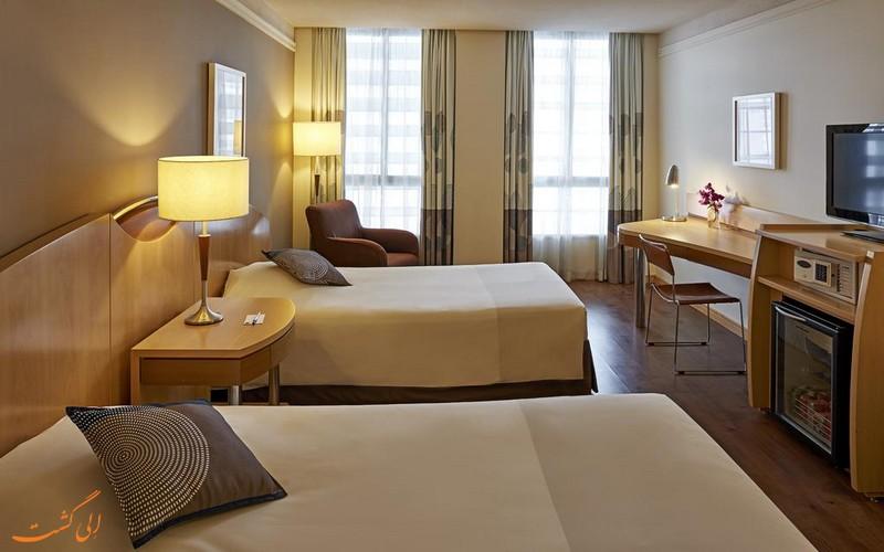 هتل نووتل سائوپائولو