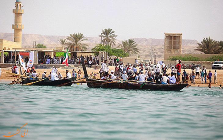 مراسم نوروز صیادان رسمی کهن در جنوب ایران