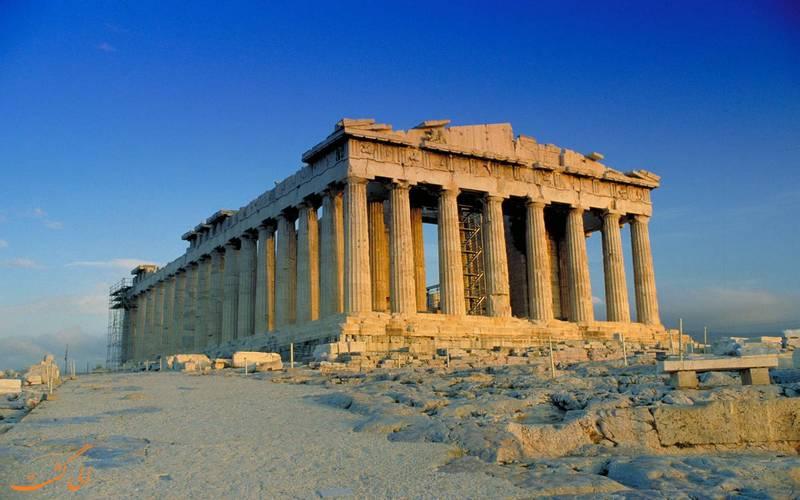 پارتنون یونان